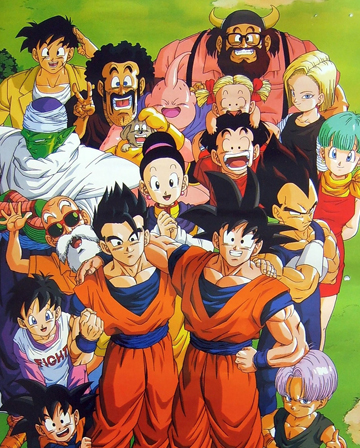 Fanzone Dragon Ball
